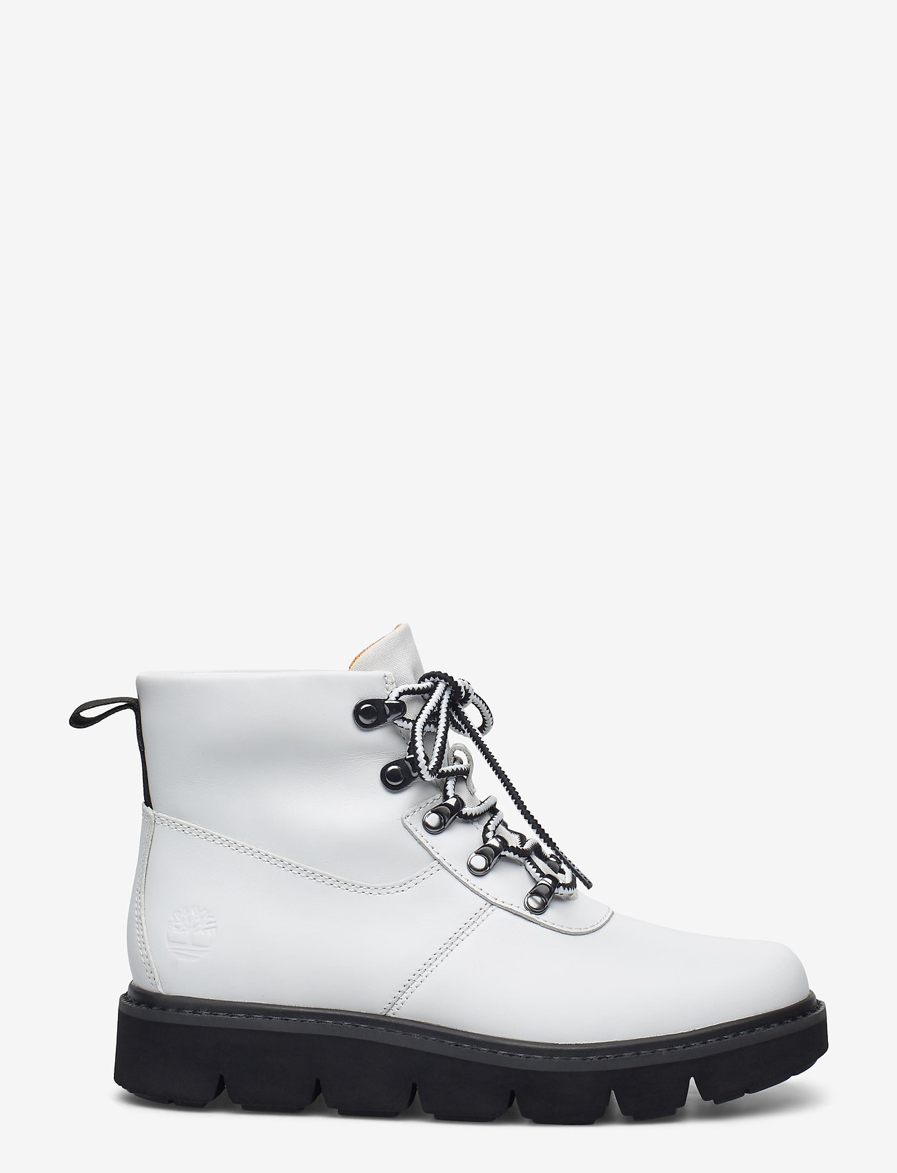 Timberland - RAEWOOD ALPINE HKR WHI - flat ankle boots - white - 1