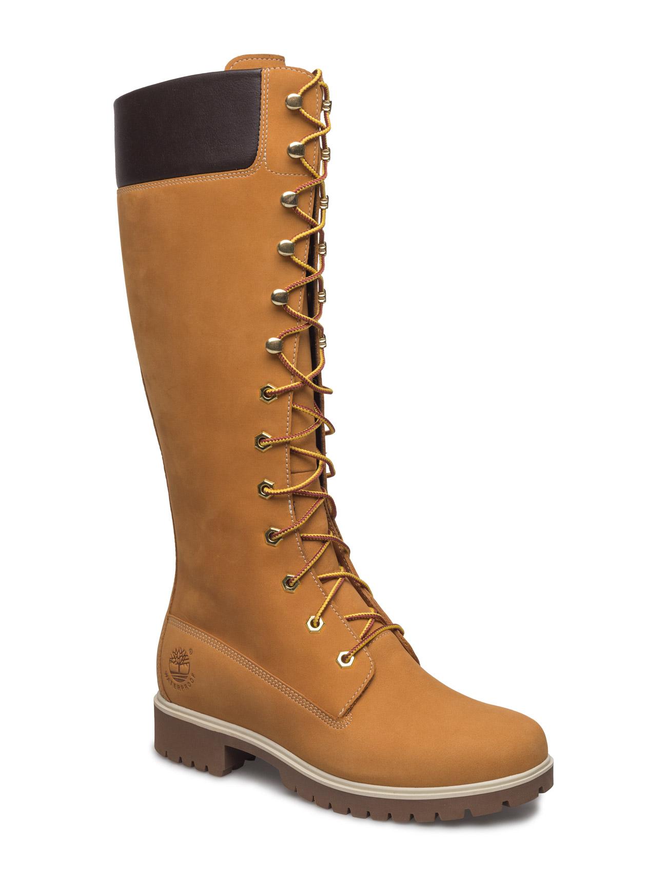 Women s Premium 14in Wp B (Wheat) (229.95 €) - Timberland -  590131b25b