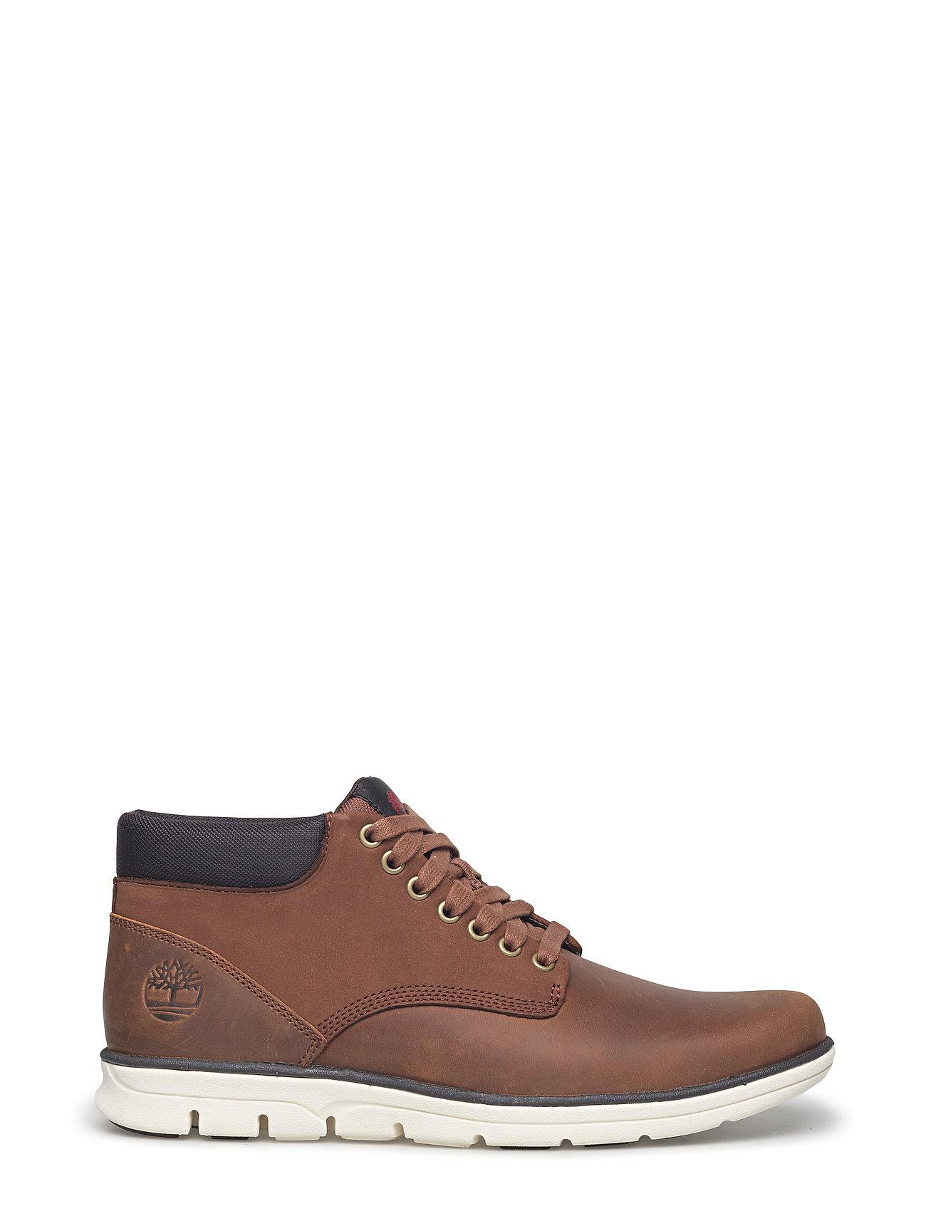 Bradstreet Chukka Leather Snørestøvler Brun Timberland