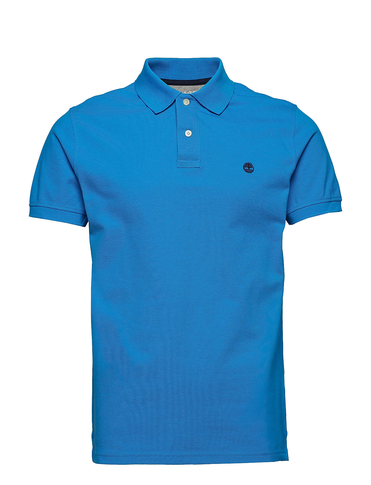 Timberland SS Millers River Pique Slim Polo - INDIGO BUNTING
