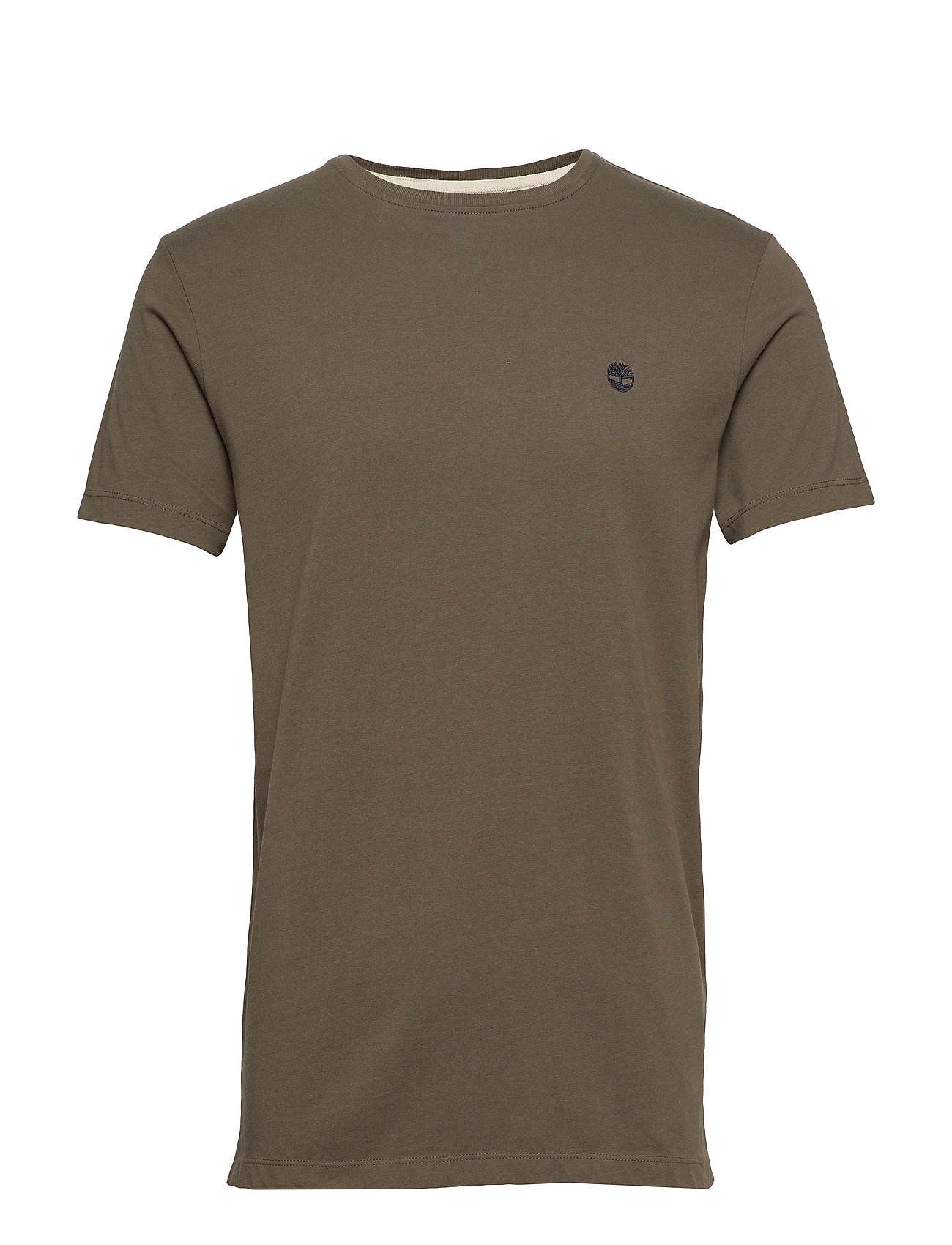 Timberland SS Dunstan River Crew Tee (Slim) - GRAPE LEAF