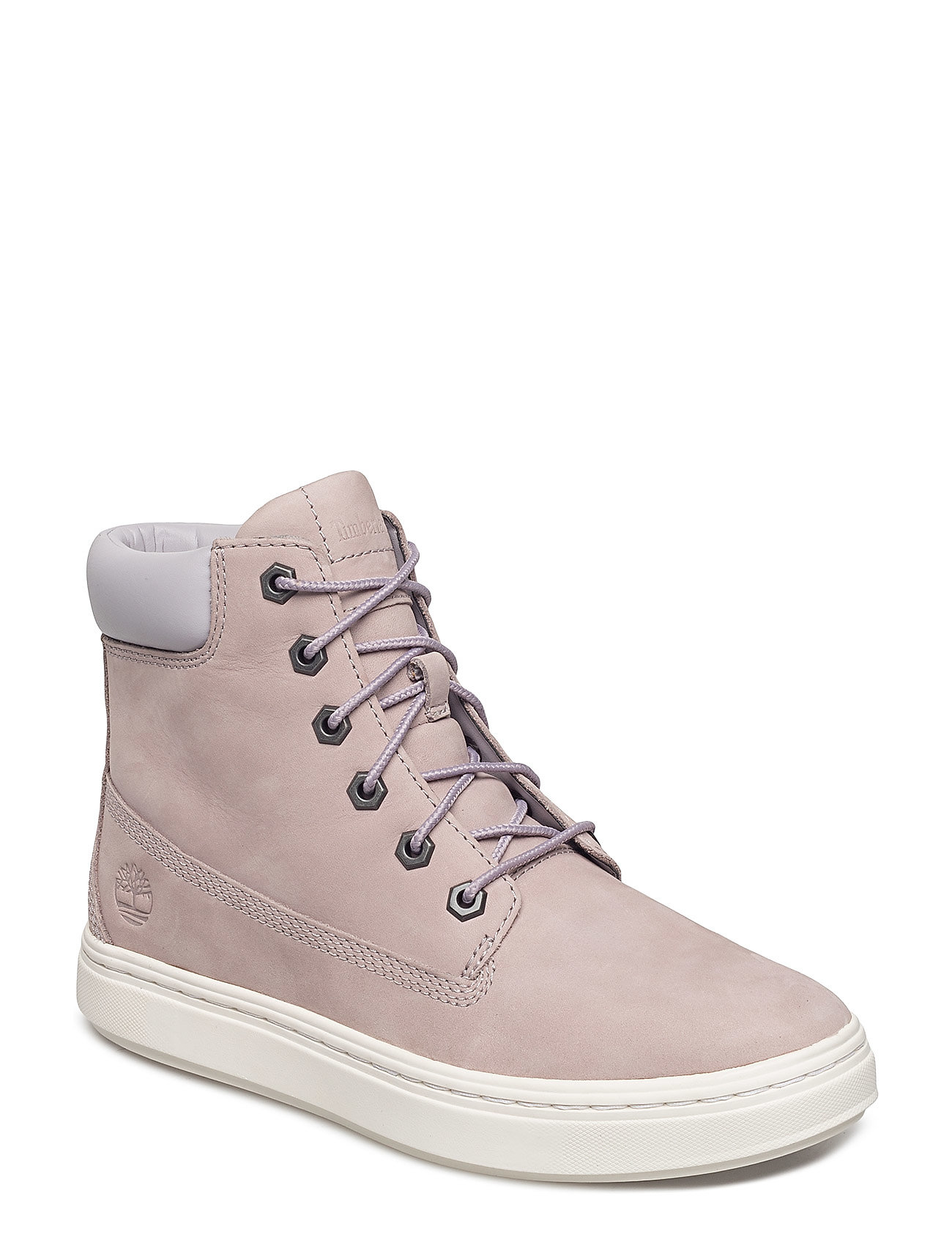 TIMBERLAND Londyn 6in Lt Shoes Boots Ankle Boots Ankle Boots Flat Heel Pink TIMBERLAND
