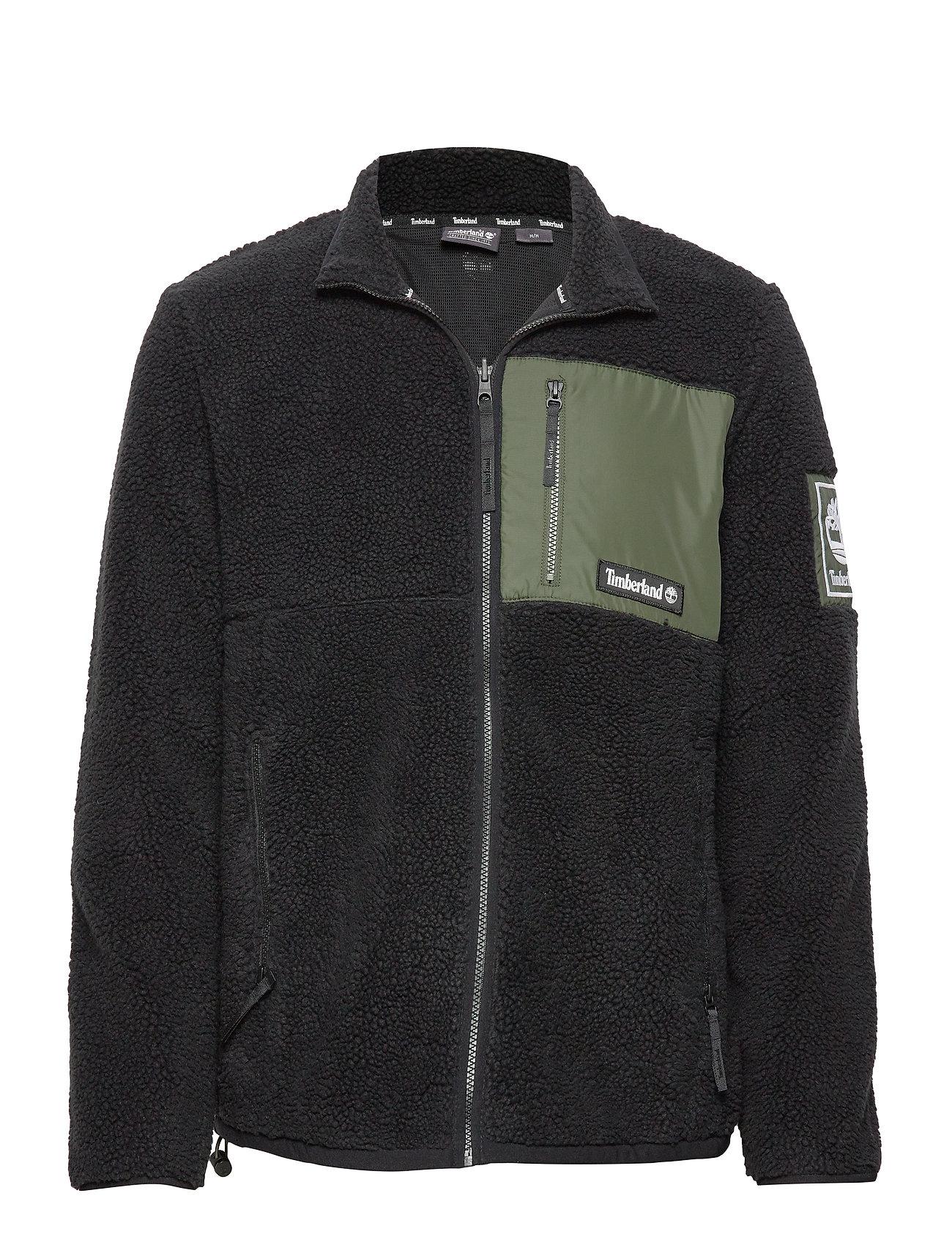 Timberland O-A sherpa fleece jkt - DUFFEL BAG
