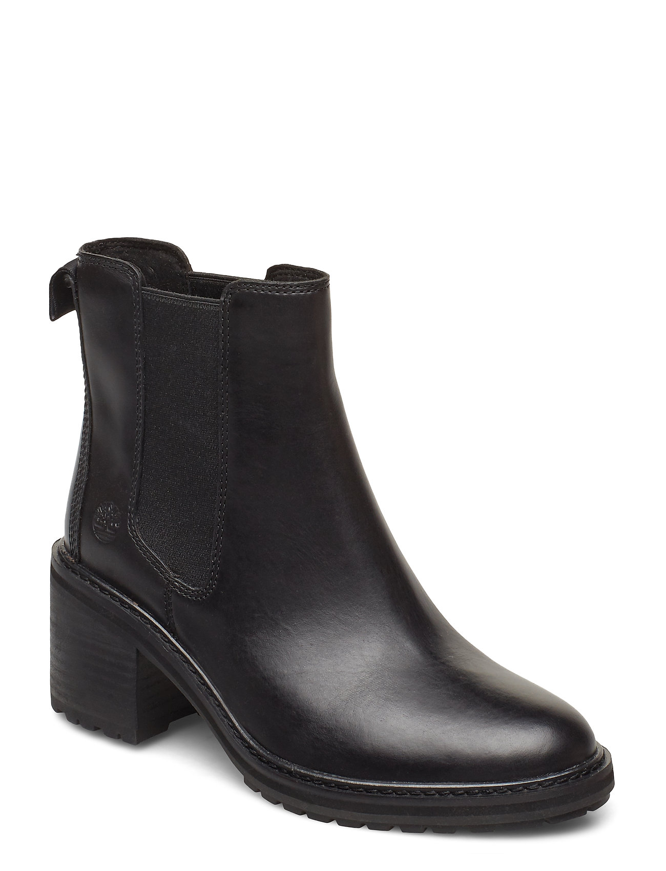 Image of Sienna High Chelsea Shoes Boots Ankle Boots Ankle Boot - Heel Sort Timberland (3434450209)