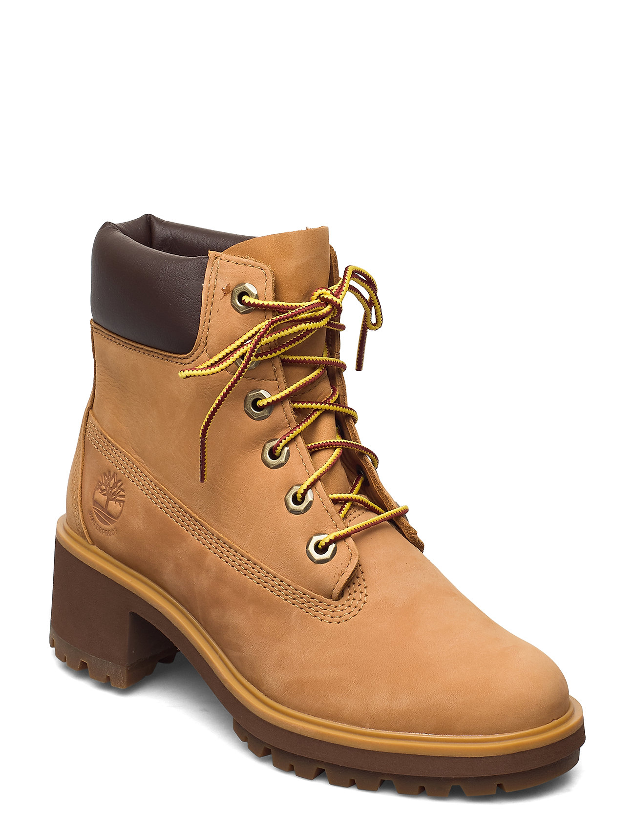 Image of Kinsley 6 Inch Waterproof Boot Shoes Boots Ankle Boots Ankle Boot - Heel Beige Timberland (3437231579)