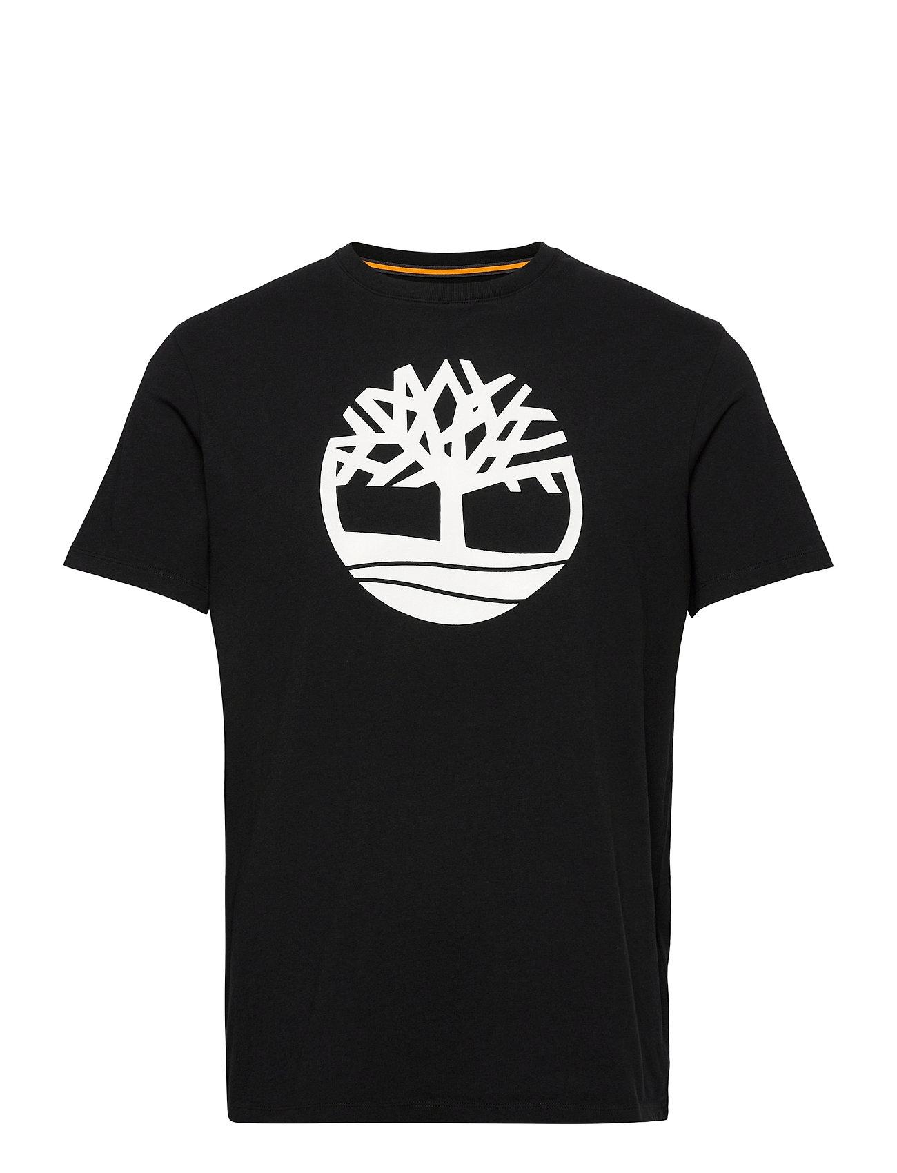 Kbec River Tree Tee T-shirt Sort Timberland