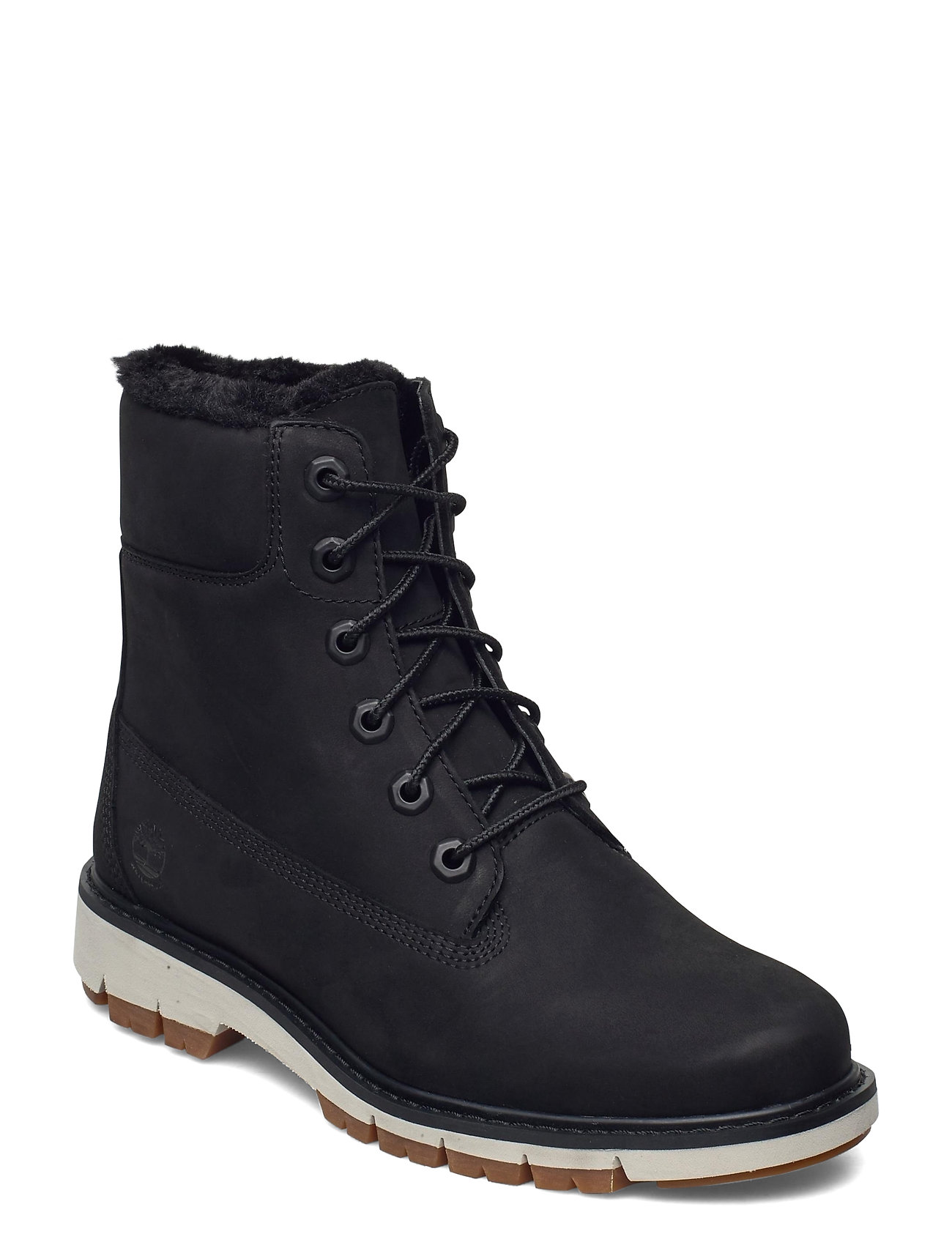 Image of Lucia Way 6in Warm Lined Boot Wp Shoes Boots Ankle Boots Ankle Boot - Flat Sort Timberland (3468951925)