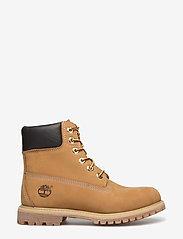 Timberland - 6in Premium Boot - W - platta ankelboots - yellow - 1