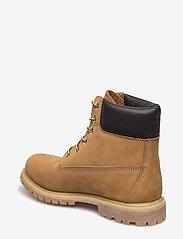 Timberland - 6in Premium Boot - W - platta ankelboots - yellow - 2