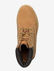 Timberland - 6in Premium Boot - W - platta ankelboots - yellow - 3