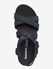 Timberland - Malibu Waves Ankle - matalat sandaalit - jet black - 3