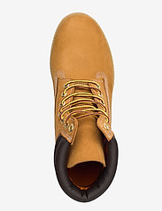 Timberland - 6 in Double Collar Boot - veter schoenen - wheat - 3
