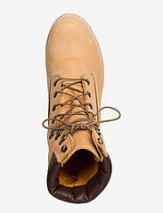 Timberland - 8 IN PREM BT WHT - lacets - wheat - 3