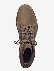 Timberland - KENNISTON 6IN - flat ankle boots - canteen - 3