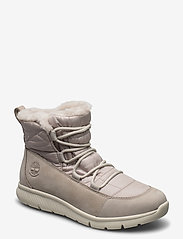Timberland - BOLTERO WINTER BT LT GRY - flat ankle boots - feather grey - 0