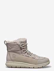 Timberland - BOLTERO WINTER BT LT GRY - flat ankle boots - feather grey - 1