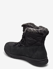 Timberland - BOLTERO WINTER BT BLK - flat ankle boots - black - 2