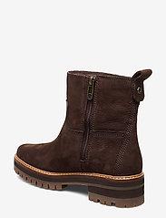 Timberland - Courmayeur Valley FauxFur - flat ankle boots - dark walnut - 2