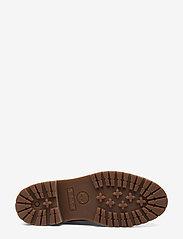 Timberland - Courmayeur Valley FauxFur - flat ankle boots - dark walnut - 4