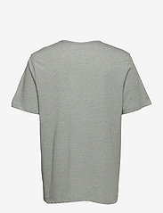 Timberland - SS FT Arch Front T - t-shirts à manches courtes - medium grey heather - 1
