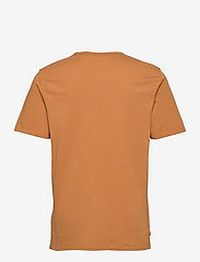 Timberland - SS Arch Front Hiker Tee - t-shirts à manches courtes - wheat boot - 1