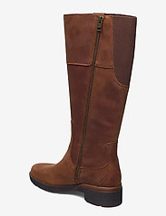 Timberland - Graceyn Tall Side Zip WP - lange laarzen - saddle - 2