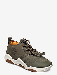 Timberland - EARTH RALLY SUPEROX DKGRN - laag sneakers - grape leaf - 0
