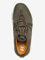 Timberland - EARTH RALLY SUPEROX DKGRN - laag sneakers - grape leaf - 3