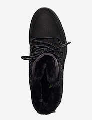 Timberland - Courmayeur Hiker WP Fur Lined - flat ankle boots - jet black - 3
