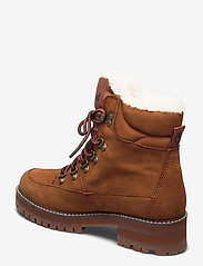 Timberland - Courmayeur Hiker WP Fur Lined - flat ankle boots - saddle - 2