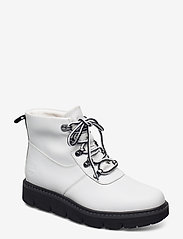 Timberland - RAEWOOD ALPINE HKR WHI - flat ankle boots - white - 0