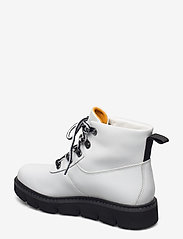 Timberland - RAEWOOD ALPINE HKR WHI - flat ankle boots - white - 2