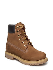 6in Premium Boot - W - BROWN