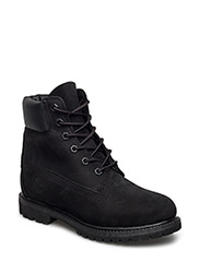 6in Premium Boot - W - BLACK