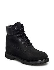 6in Premium Boot - W - BLACK