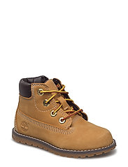 Pokey Pine 6In Boot with - WHEAT