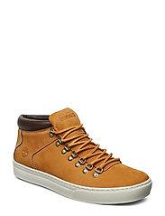 aurora low lace shoes låga sneakers grön gant