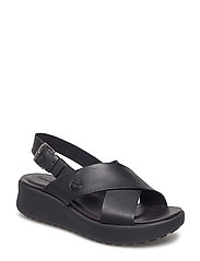 Los Angeles Wind Slingback - JET BLACK