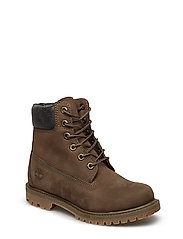 6in Premium Boot - W - CANTEEN