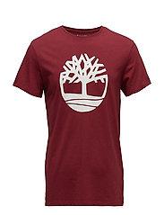 SS Brand Tree&Lin Reg Tee - POMEGRANATE TREE