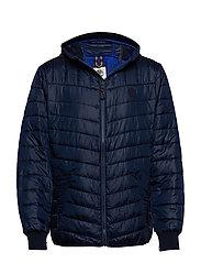 Skye Pk TF Hooded Jacket - DARK SAPPHIRE