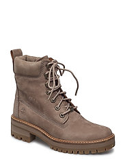 Courmayeur Valley YBoot - TAUPE GRAY