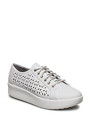 Berlin Park Perf Oxford - WHITE