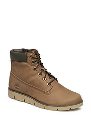 "Radford 6"" Boot - MEDIUM BROWN NUBUCK"