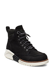 MTCR Moc Toe Boot - JET BLACK