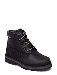 Courma Kid Traditional6In - BLACK