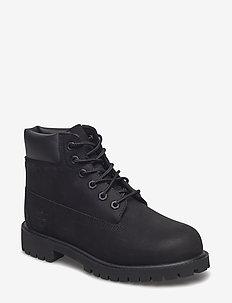 6 In Premium WP Boot - BLACK