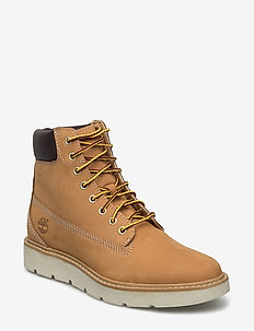 Kenniston 6in Lace Up - niski obcas - wheat