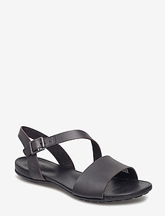 Cranberry Lake Sandal - flat sandals - black