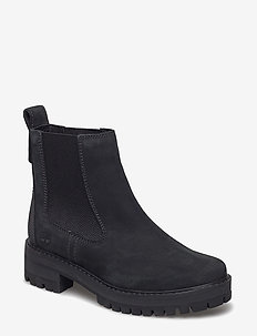 Courmayeur Valley Chelsea - chelsea boots - jet black